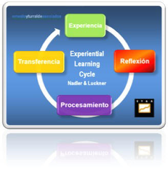 Experiential Learning Cycle | Challenge Courses | Cursos de Cuerdas